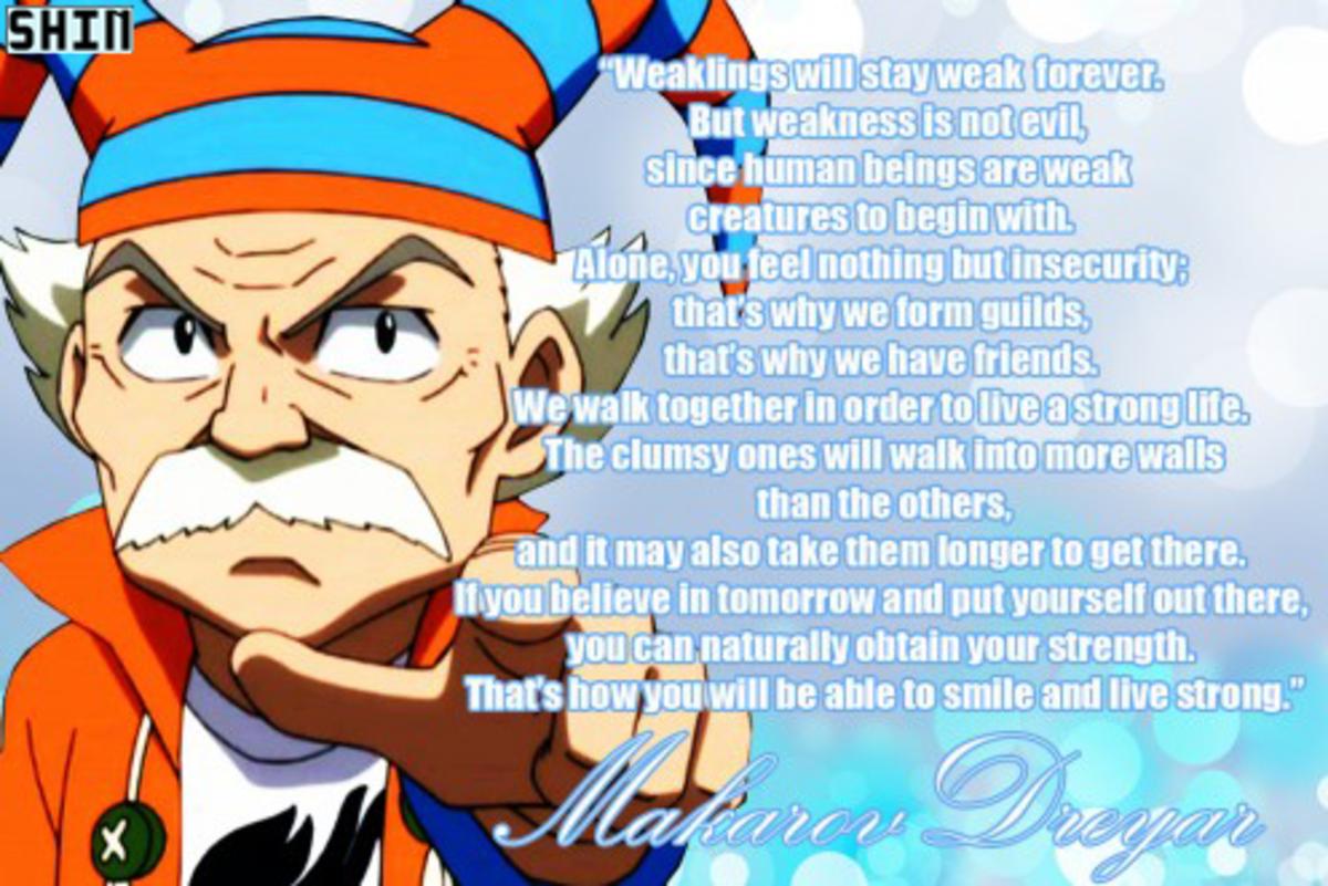 Good Girls Lie Wallpaper Top 10 Best Anime Quotes Reelrundown