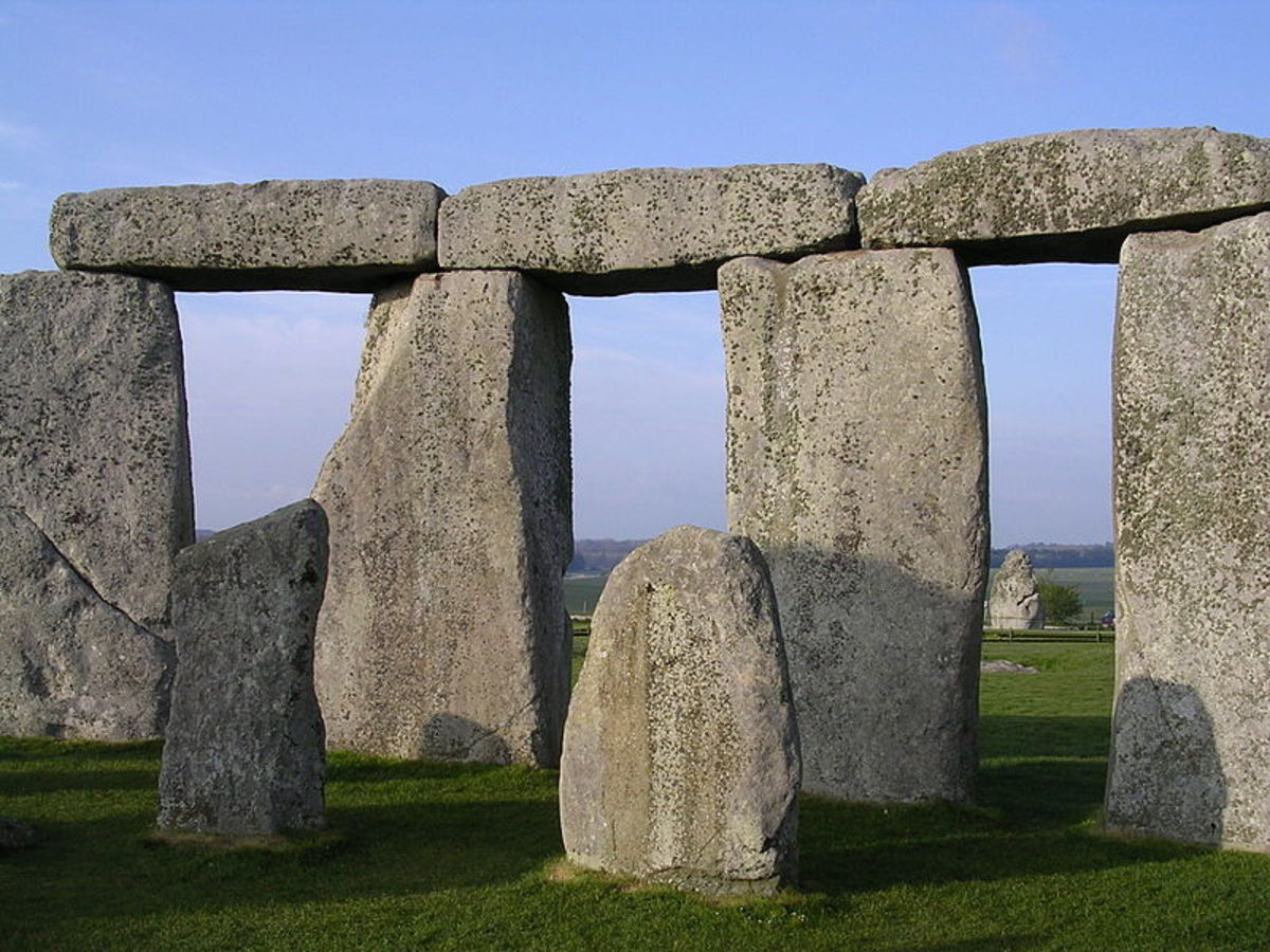 Neolithic Architectural Style Stonehenge And Other Amazing Unexplained Megalithic Sites
