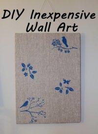 DIY Form Board Fabric Wall Art Panel Dcor | FeltMagnet