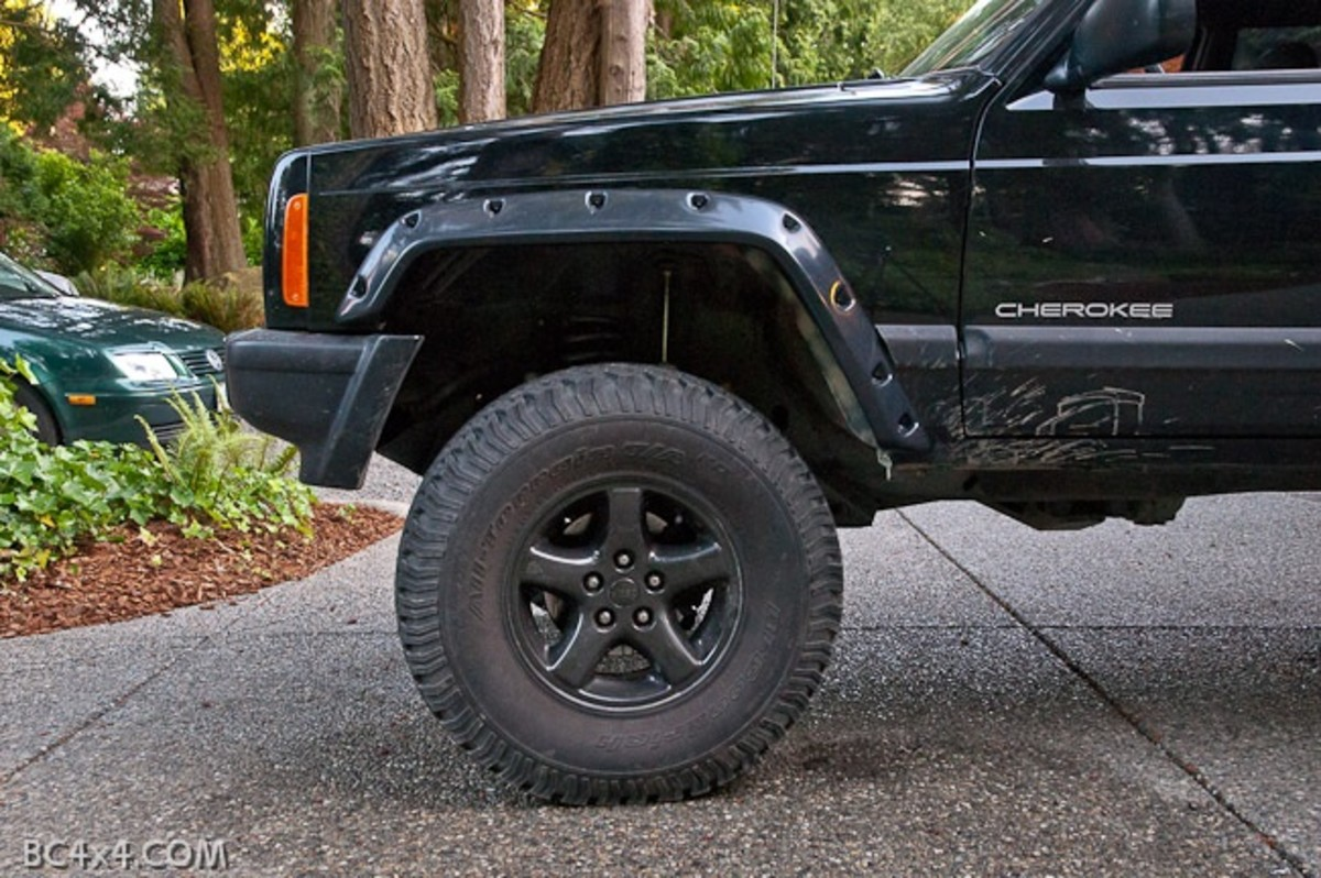 The Top 5 Modifications for Your Jeep Cherokee That You Should Have