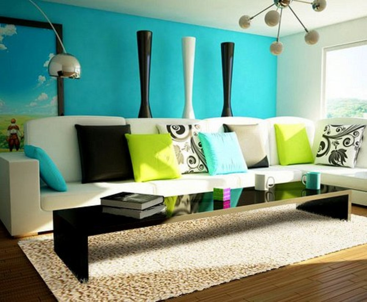 How to Use Feng Shui to Decorate Small Apartment Dengarden - feng shui living room colors