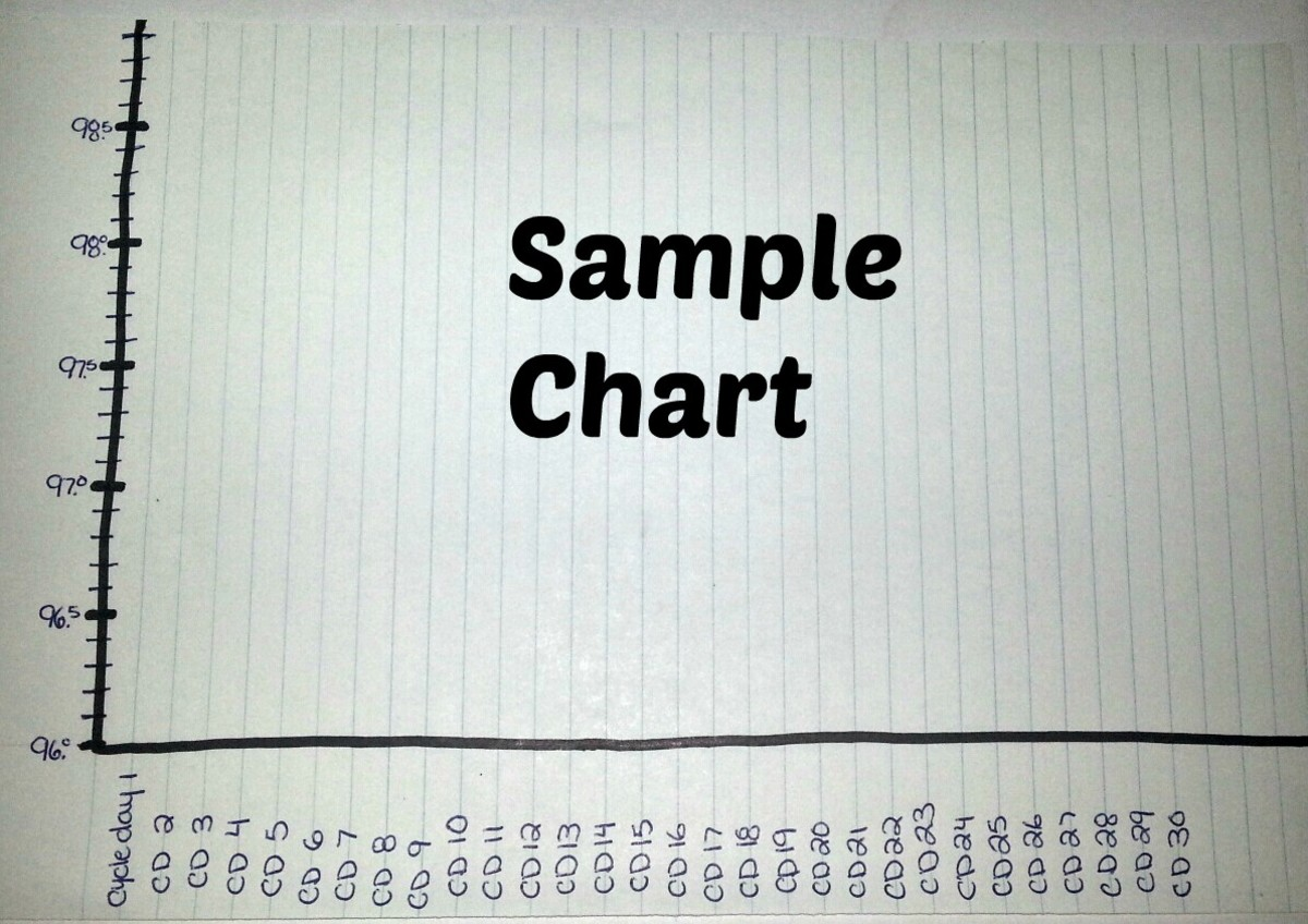 How to Chart Basal Body Temperature WeHaveKids