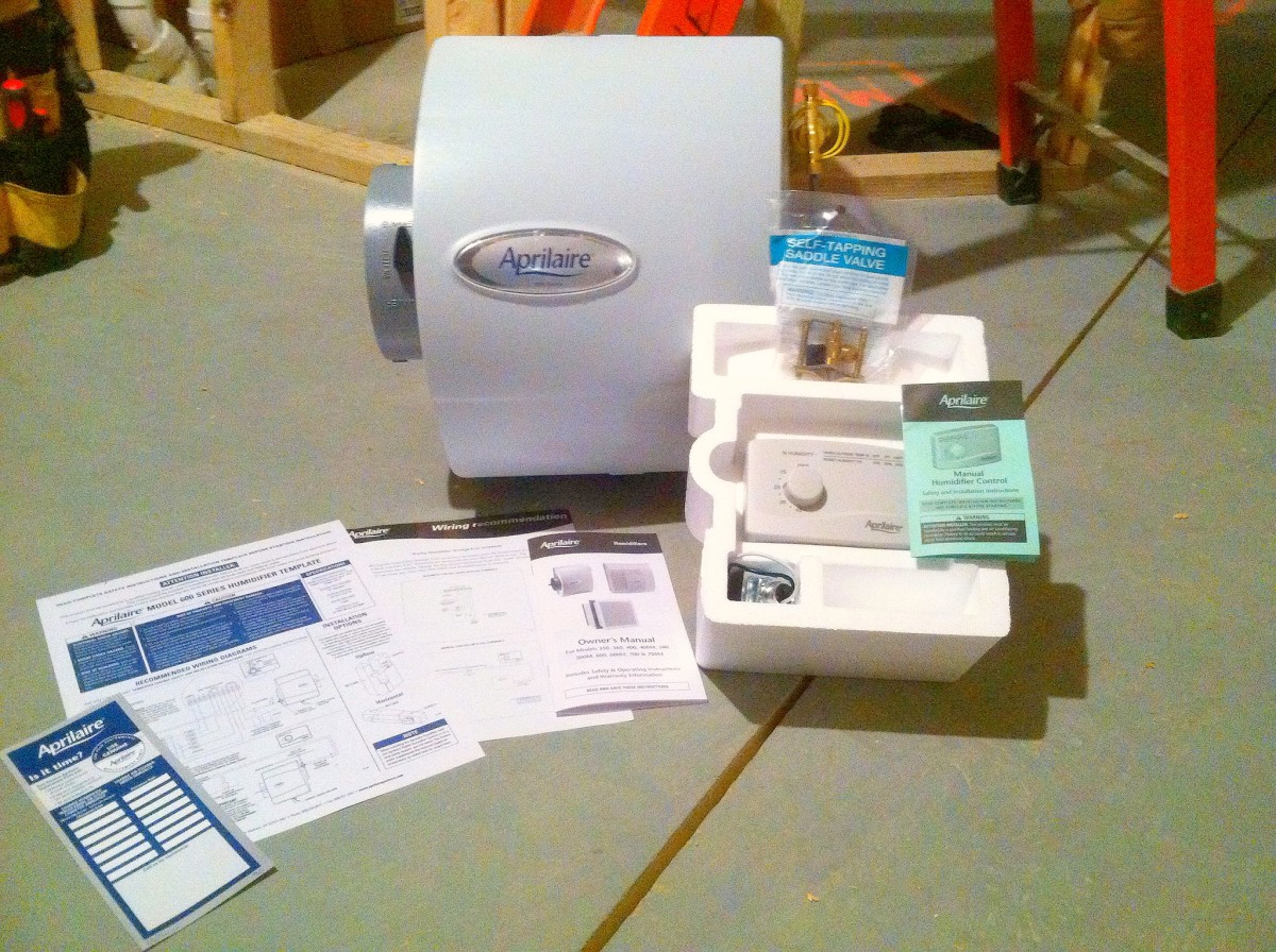 How to Install an Aprilaire Whole-House Humidifier and More Dengarden