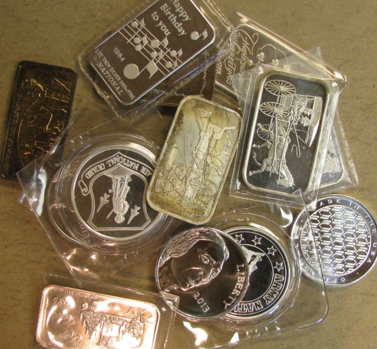 Buying and Selling Silver Bullion the Smart Way ToughNickel