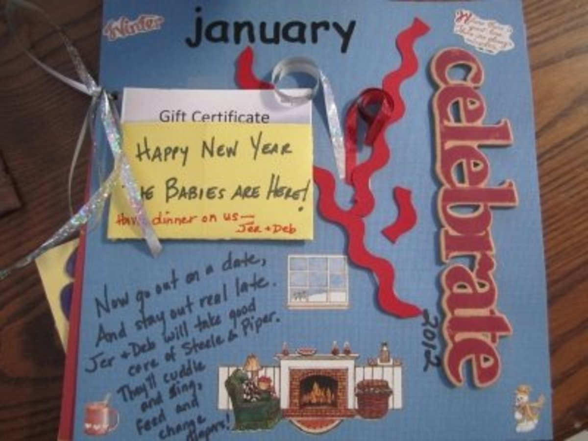 Homemade Coupon Book Gift Ideas for Any Holiday or Occasion Holidappy