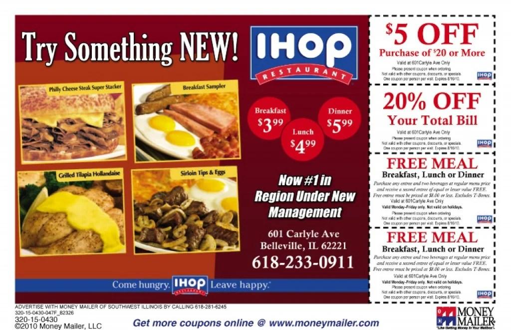 Breakfast coupons ihop / Samurai steakhouse coupons