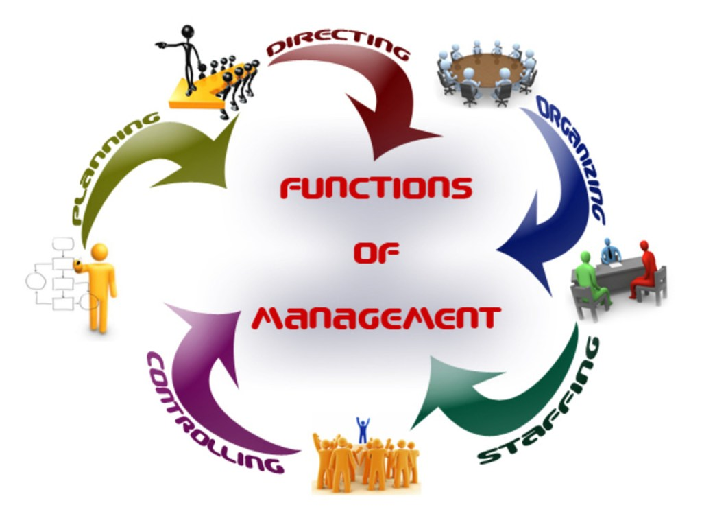1 Business Management Functions