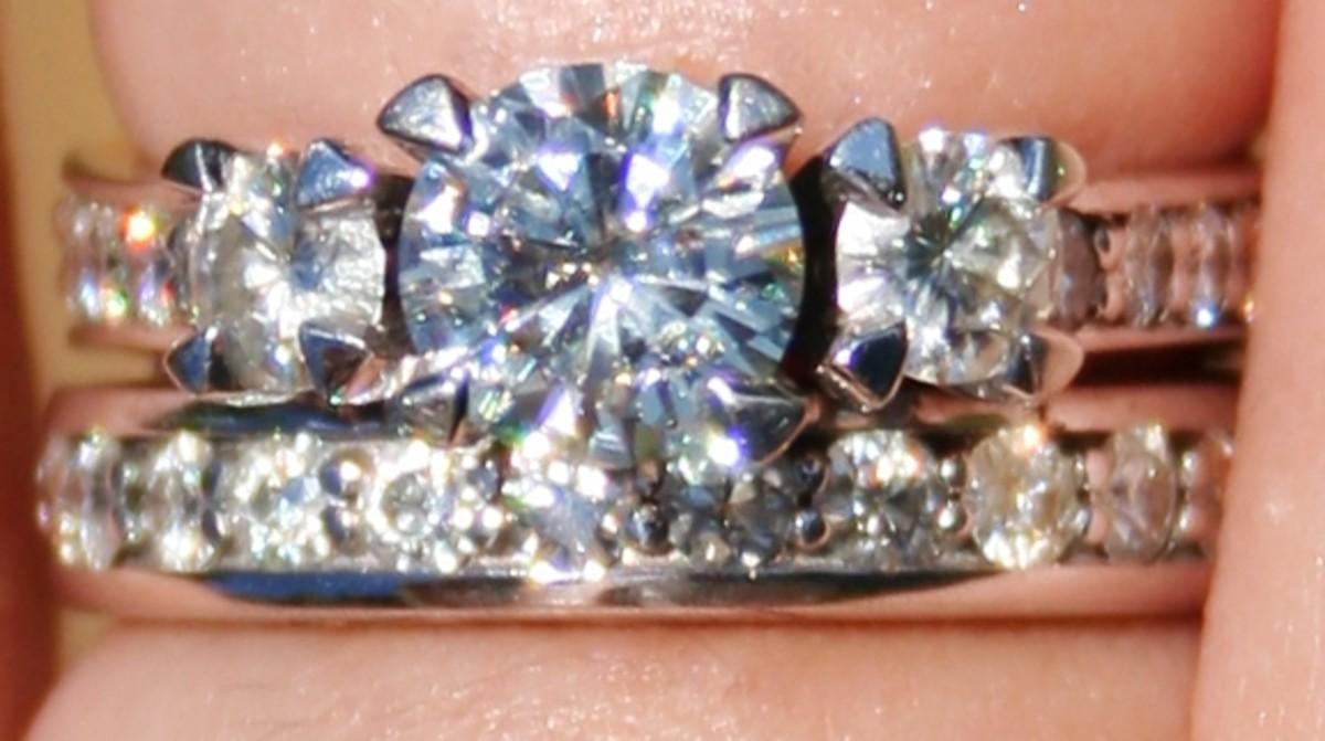 Moissanite Vs Diamond Bellatory