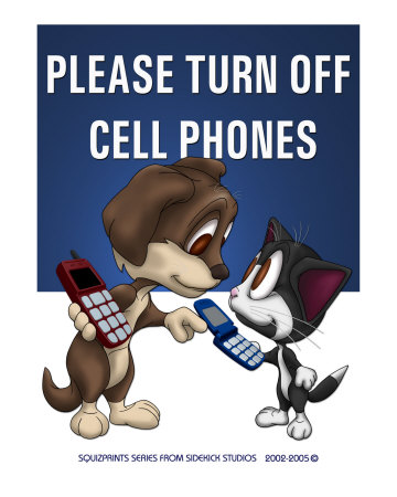 Cell Phones Are a Public Nuisance! Soapboxie