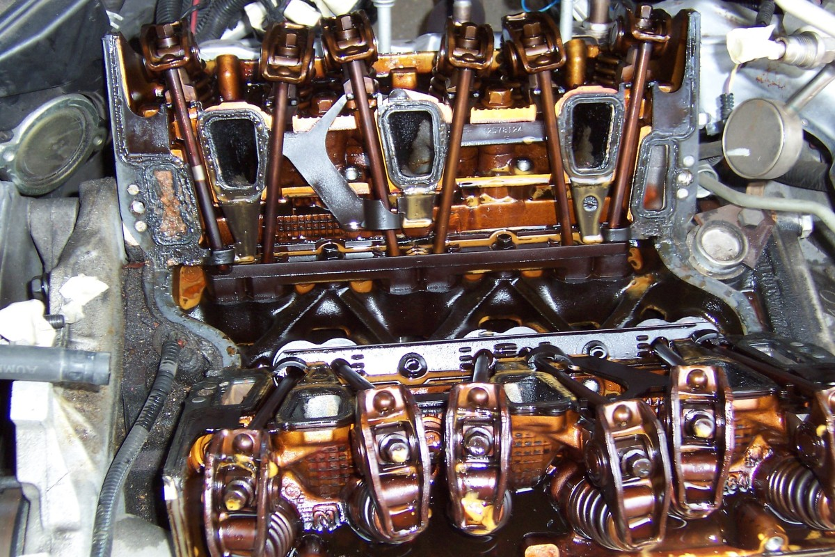 Chevy 31-Liter Engine Leaking Intake Manifold Gasket and Warped