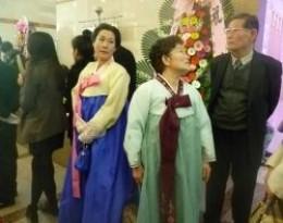 Korean Mothers - Hanboks - Korean Wedding