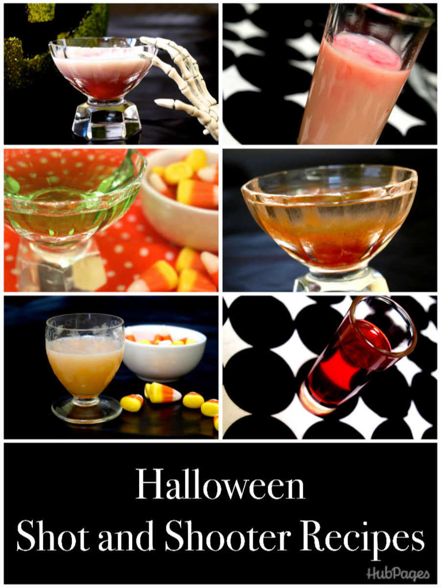 Easy Halloween Shots Recipes 20 Halloween Shot And Shooter Recipes Delishably
