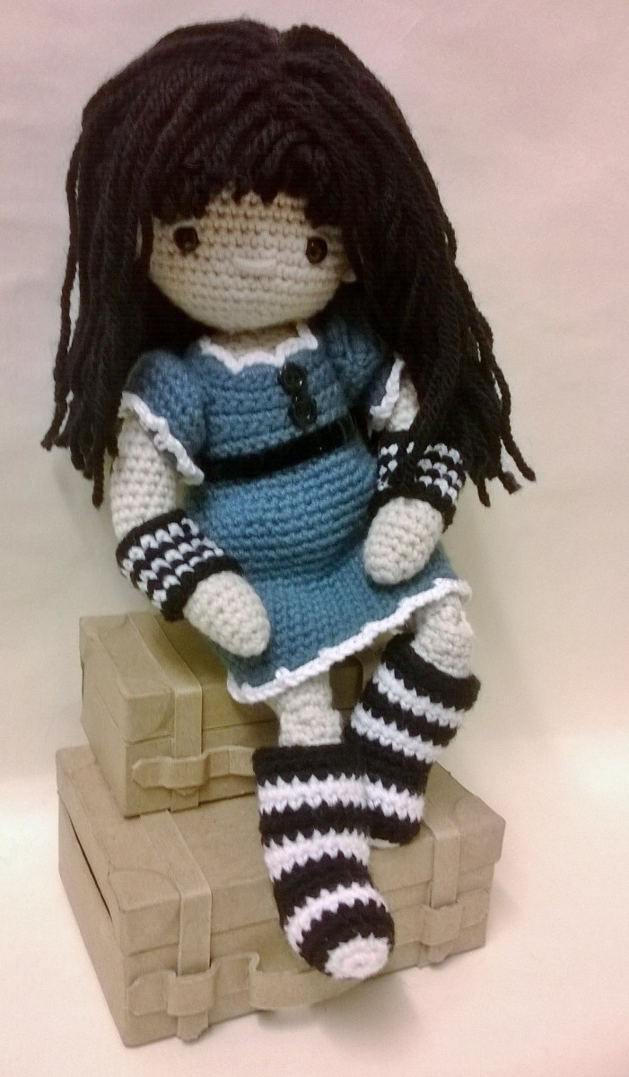 Crocheting Ideas and Tutorials - Page 2 FeltMagnet