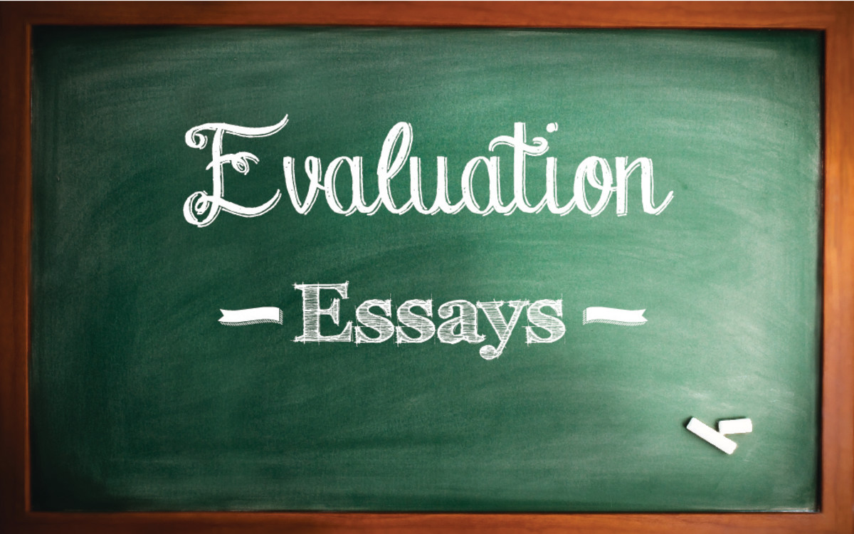 How to Write an Evaluation Paper with Sample Essays Owlcation
