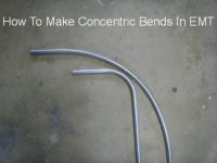 Emt Electrical Conduit Pipe Bending Instructions for ...