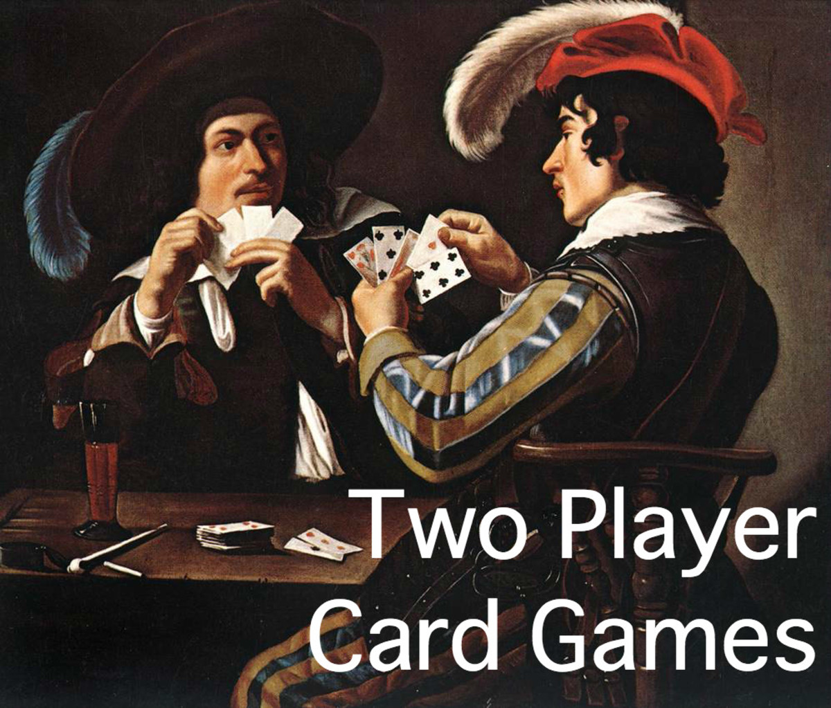 2 Player Games Best Two Player Card Games Hubpages