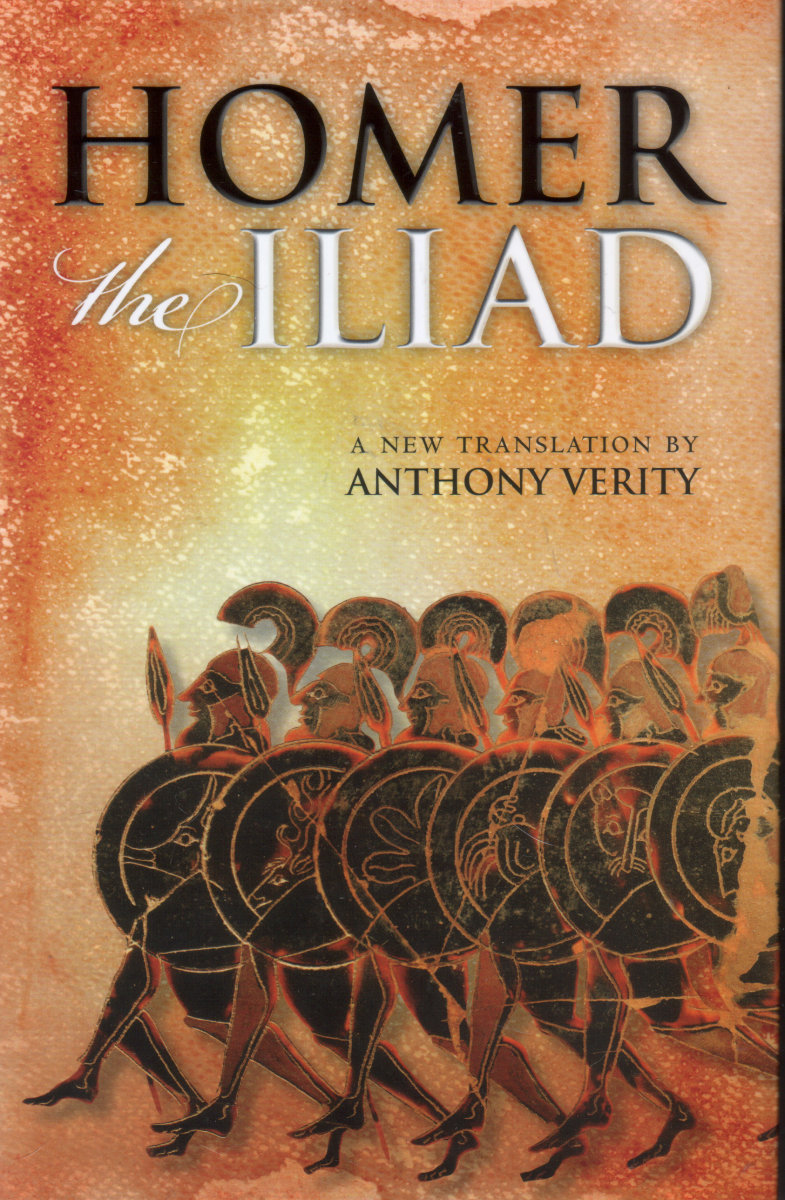Iliad Homer Literature Review The Iliad Hubpages