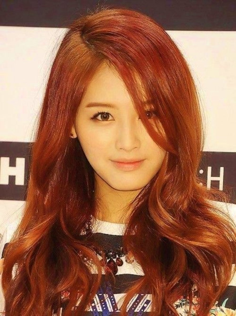 Best Color Hair Dye For Asian The Best Hair Colors For Asians Bellatory