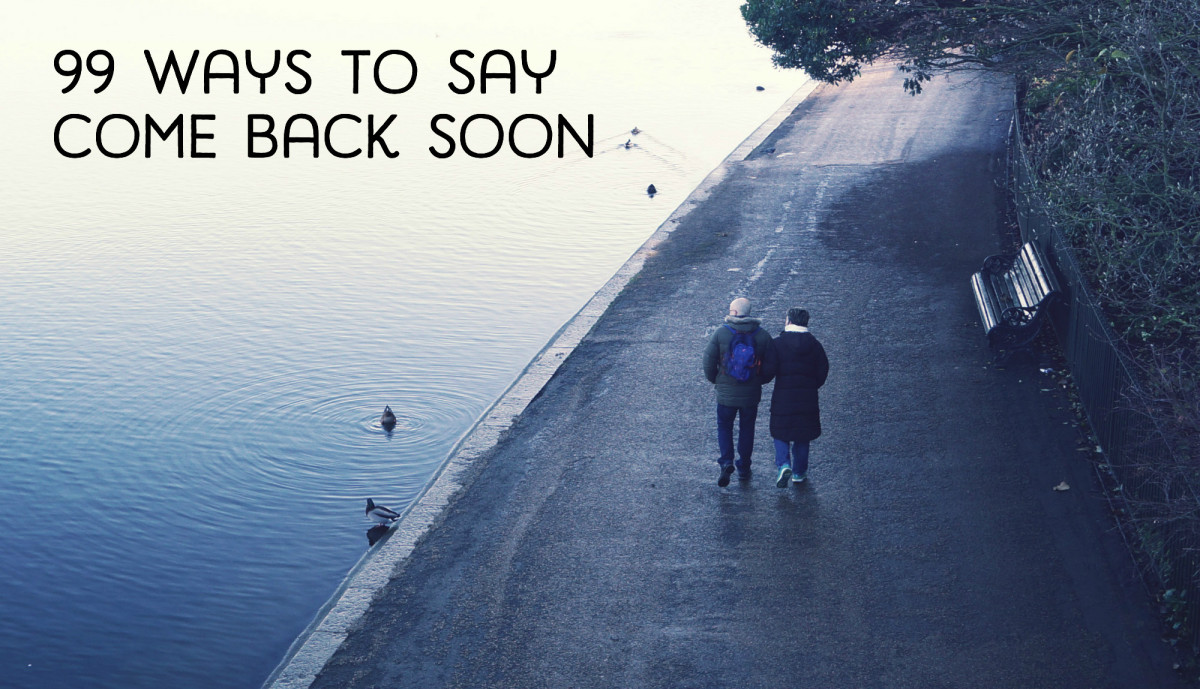 LDR Texts, Quotes,  Romantic Come Back Soon Messages PairedLife