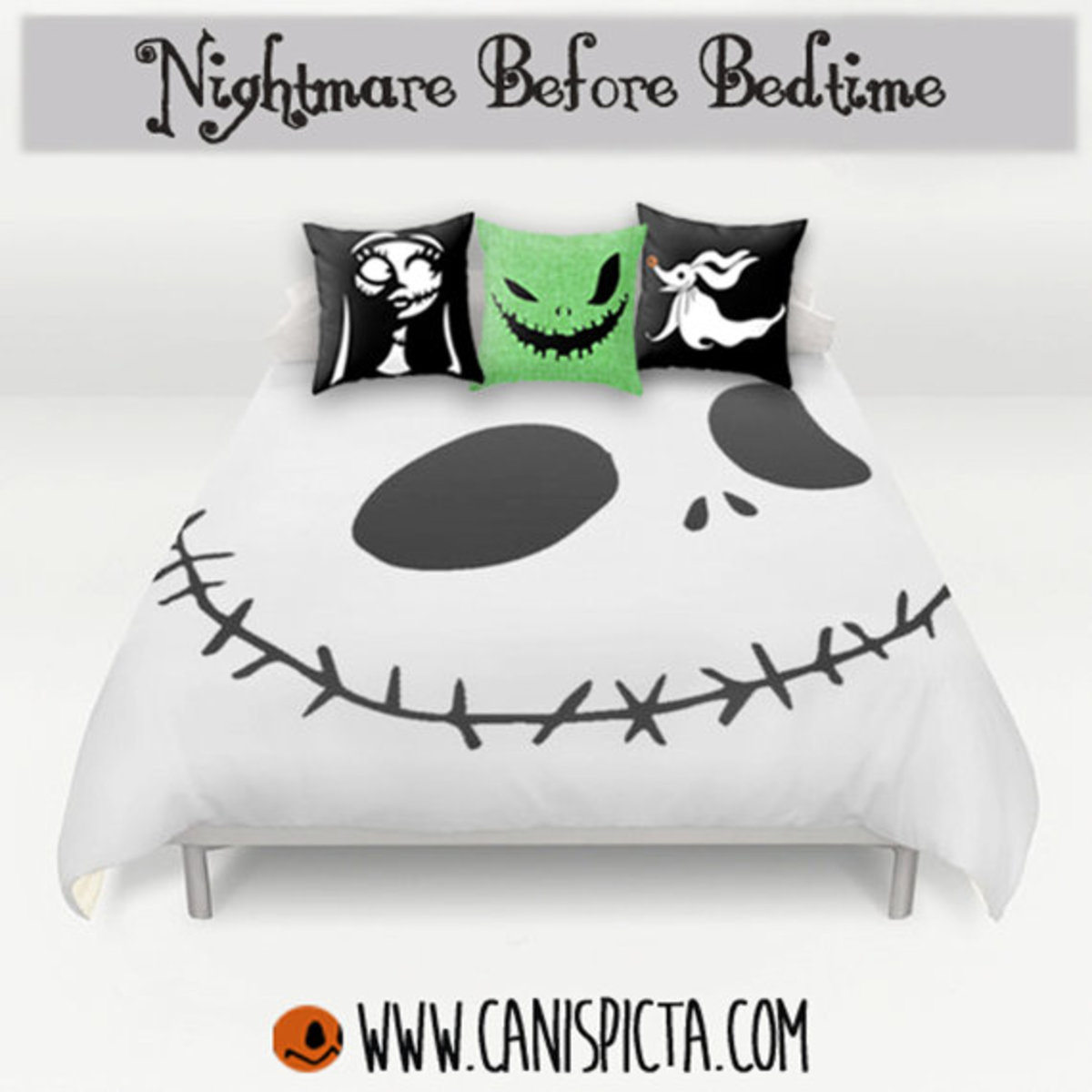 Nightmare Before Christmas Bedroom Décor Ideas HubPages - nightmare before christmas bedroom decor
