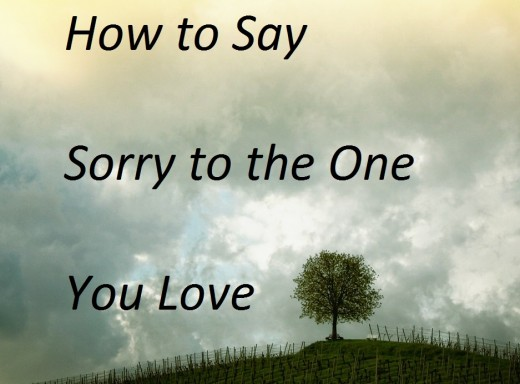 How to Say Sorry to the One You Love PairedLife - apology card messages