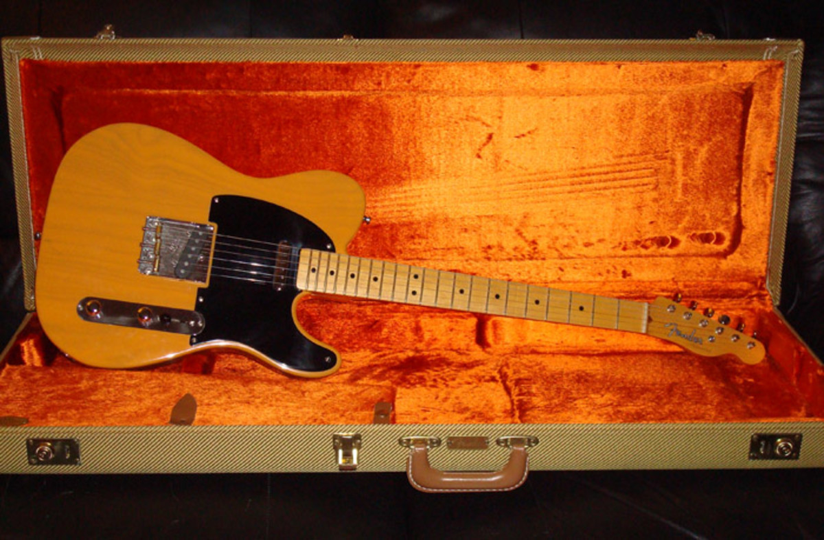 The 5 Best Telecaster Guitars Available Spinditty