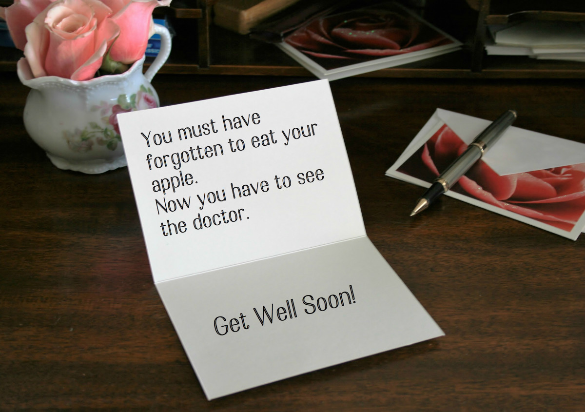 Get Well Soon Messages to Write in a Card Holidappy