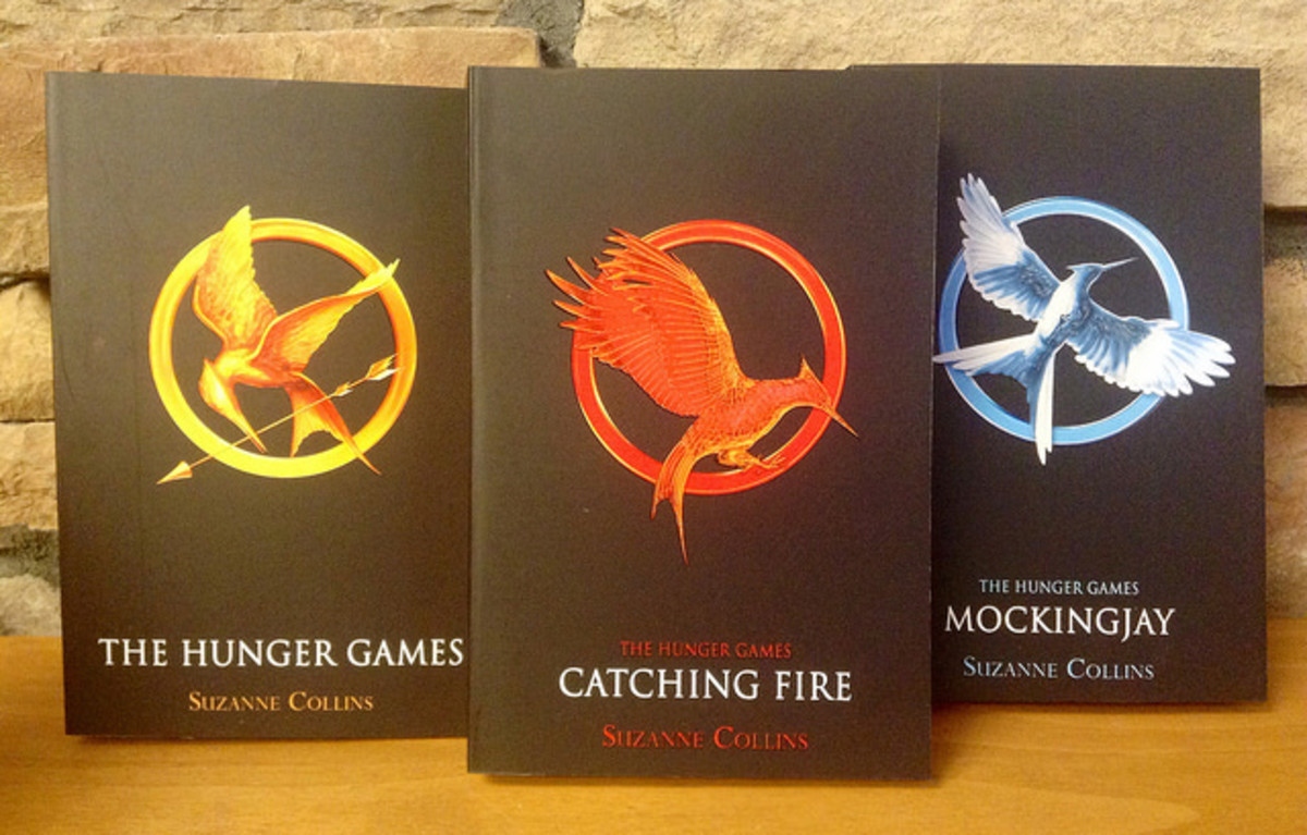 The Hunger Games Book #1 A Day-by-Day Timeline HobbyLark