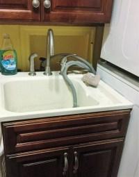 How to Fix Washing Machine Drain Pipe Overflow | Dengarden