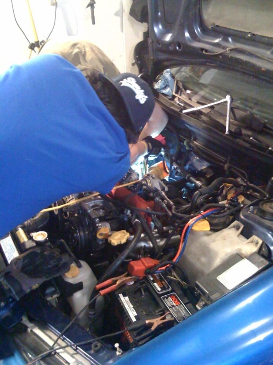 My Engine Won\u0027t Turn Over AxleAddict
