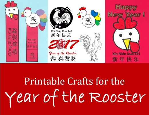Kid Crafts for Chinese New Year Quick and Easy Printables and