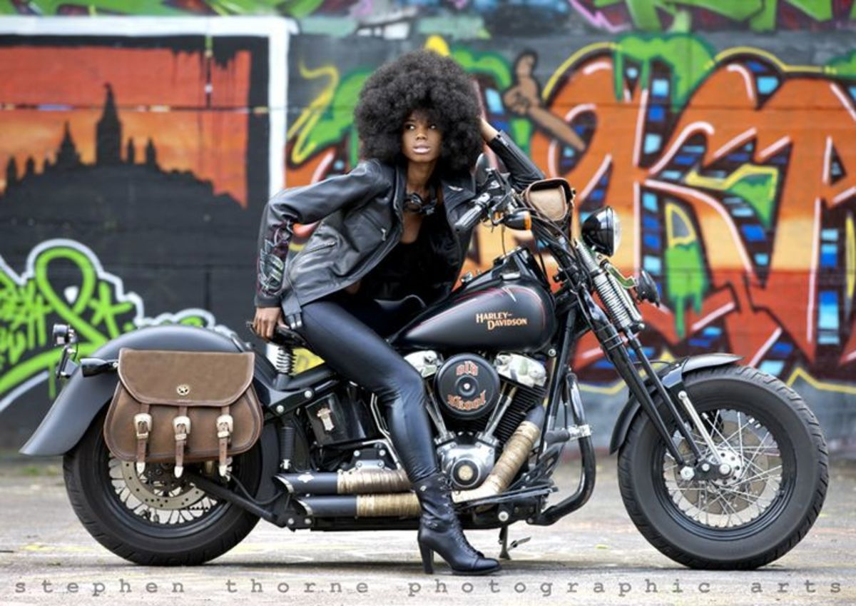 Biker Chick Costume Hubpages