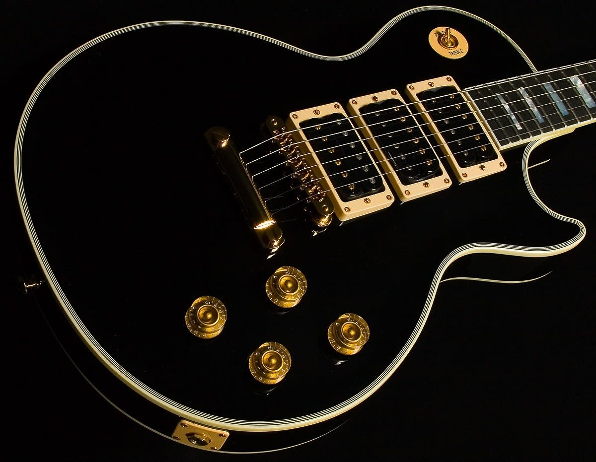 5 Best Gibson Les Paul Custom Guitars With 3 Pickups Spinditty