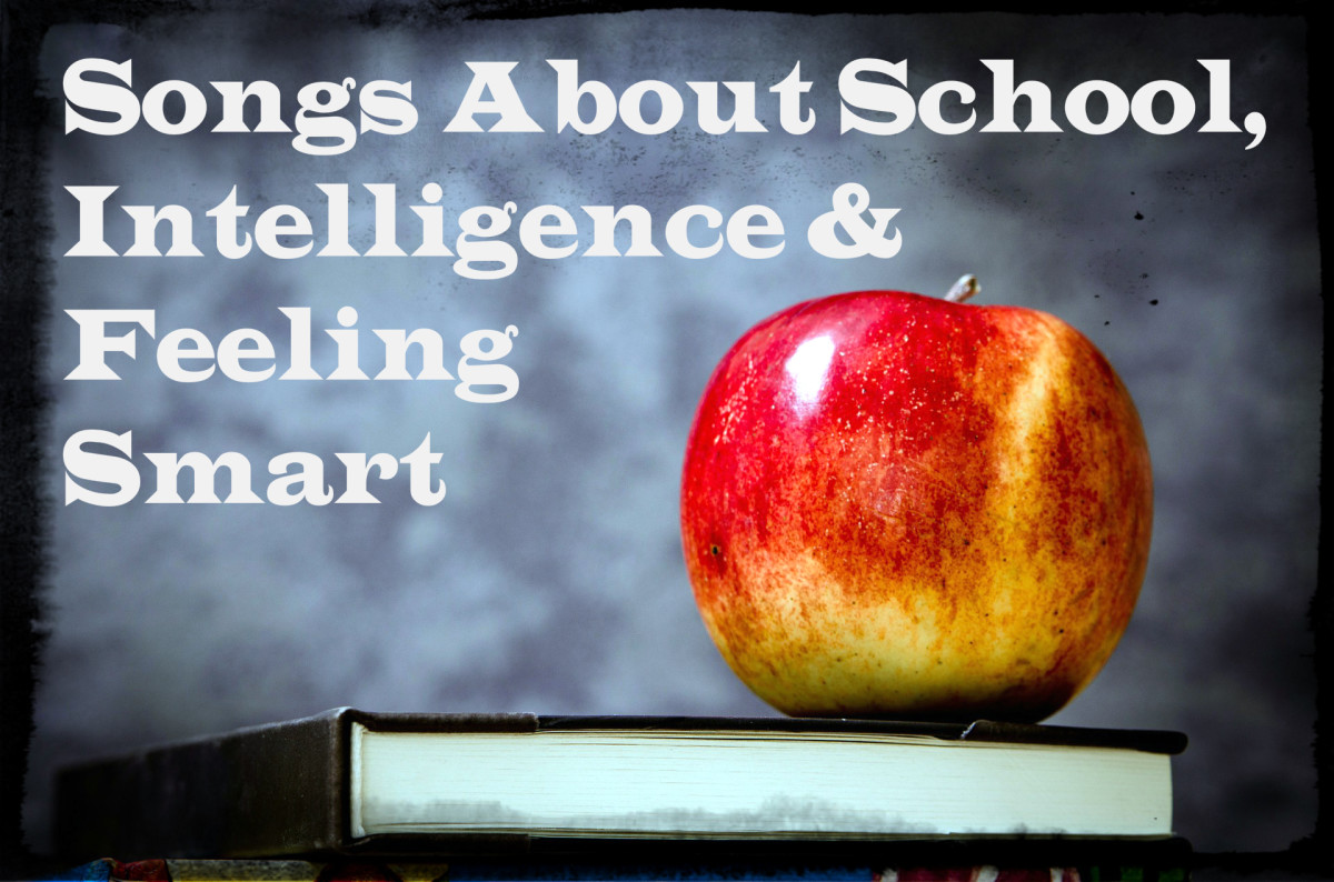 40 Songs About School, Intelligence, and Feeling Smart Spinditty