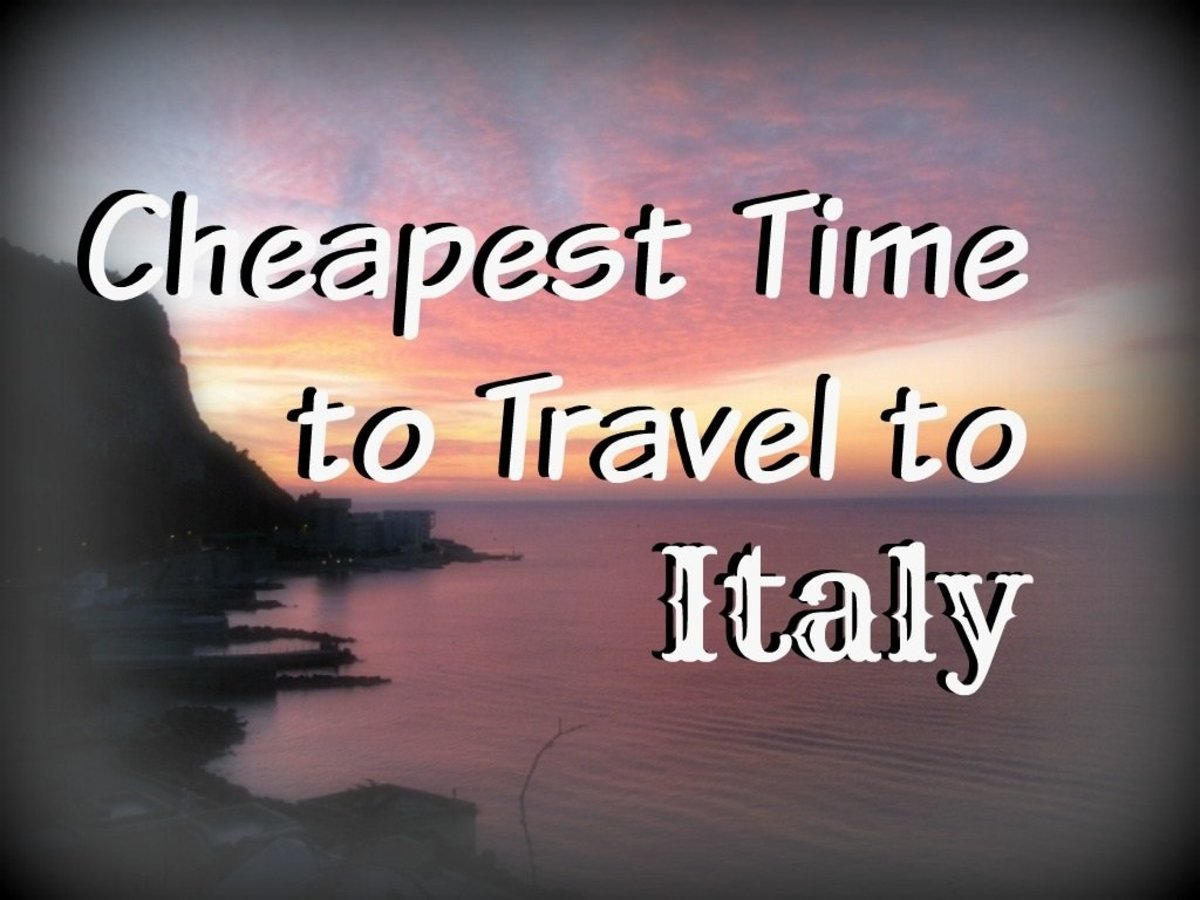 Cheapest Time to Travel to Italy WanderWisdom