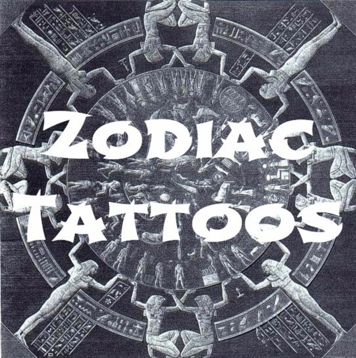 Western  Chinese Zodiac Astrology Tattoos Meanings  Design Ideas