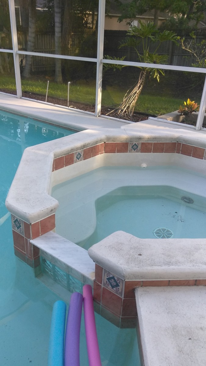 Jacuzzi Pool Main Drain Why Does My Spa Drain Down When The Pool Pump Shuts Off Dengarden