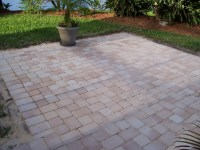 Extending Your Concrete Patio With Pavers | Dengarden