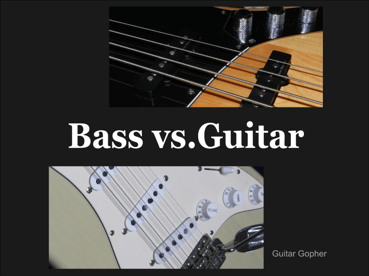 Bass vs Guitar Difference, Difficulty and Which Is Better for You