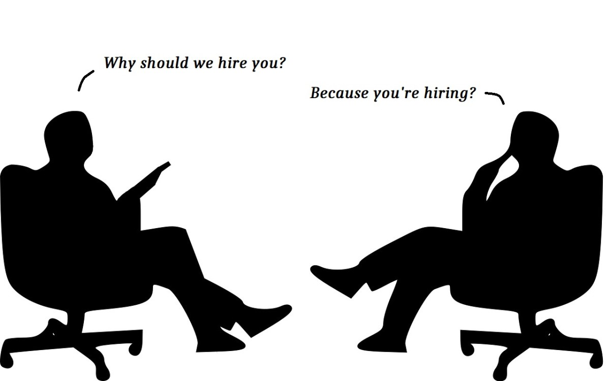 100 Funny and Witty Answers to the Question \ - why should i hire you