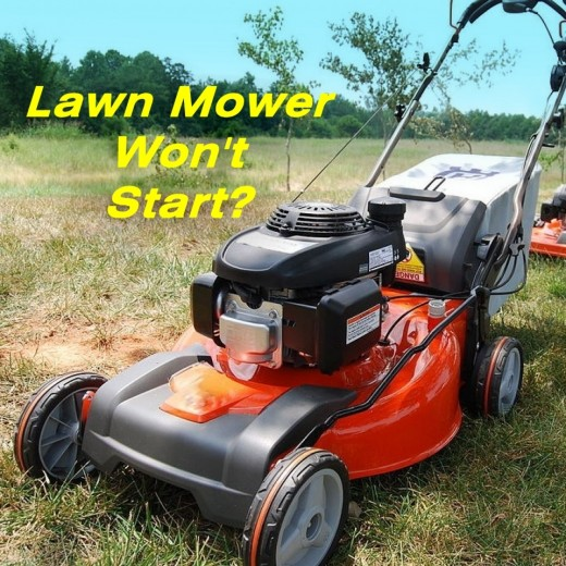 How to Fix a Lawn Mower That Won\u0027t Start Dengarden