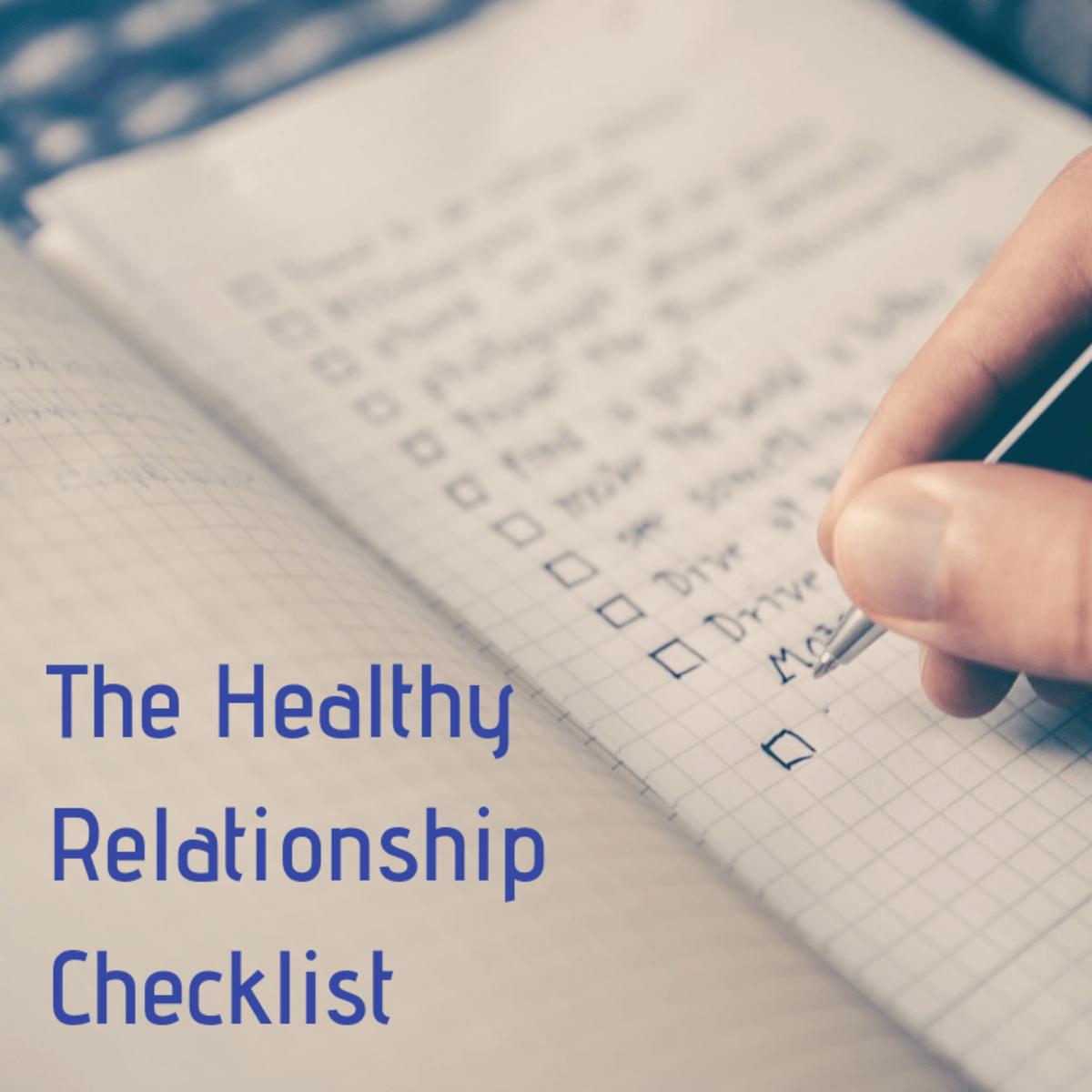Should I Go or Should I Stay? The Ultimate Relationship Checklist