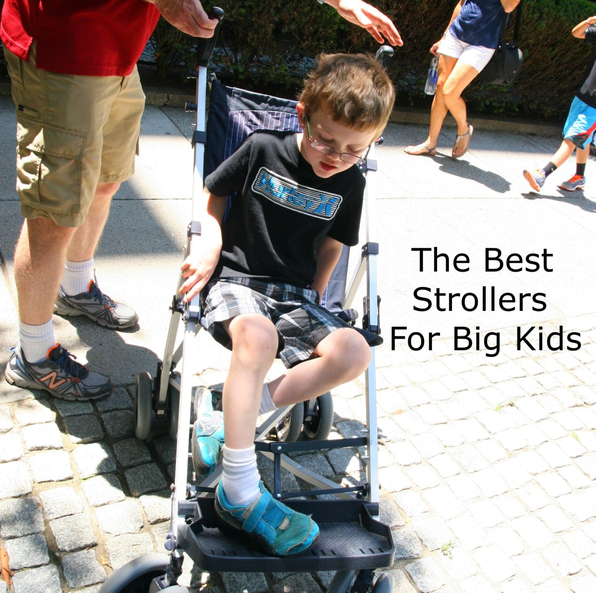 Best Knee Stroller The Best Strollers For Big Kids Wehavekids