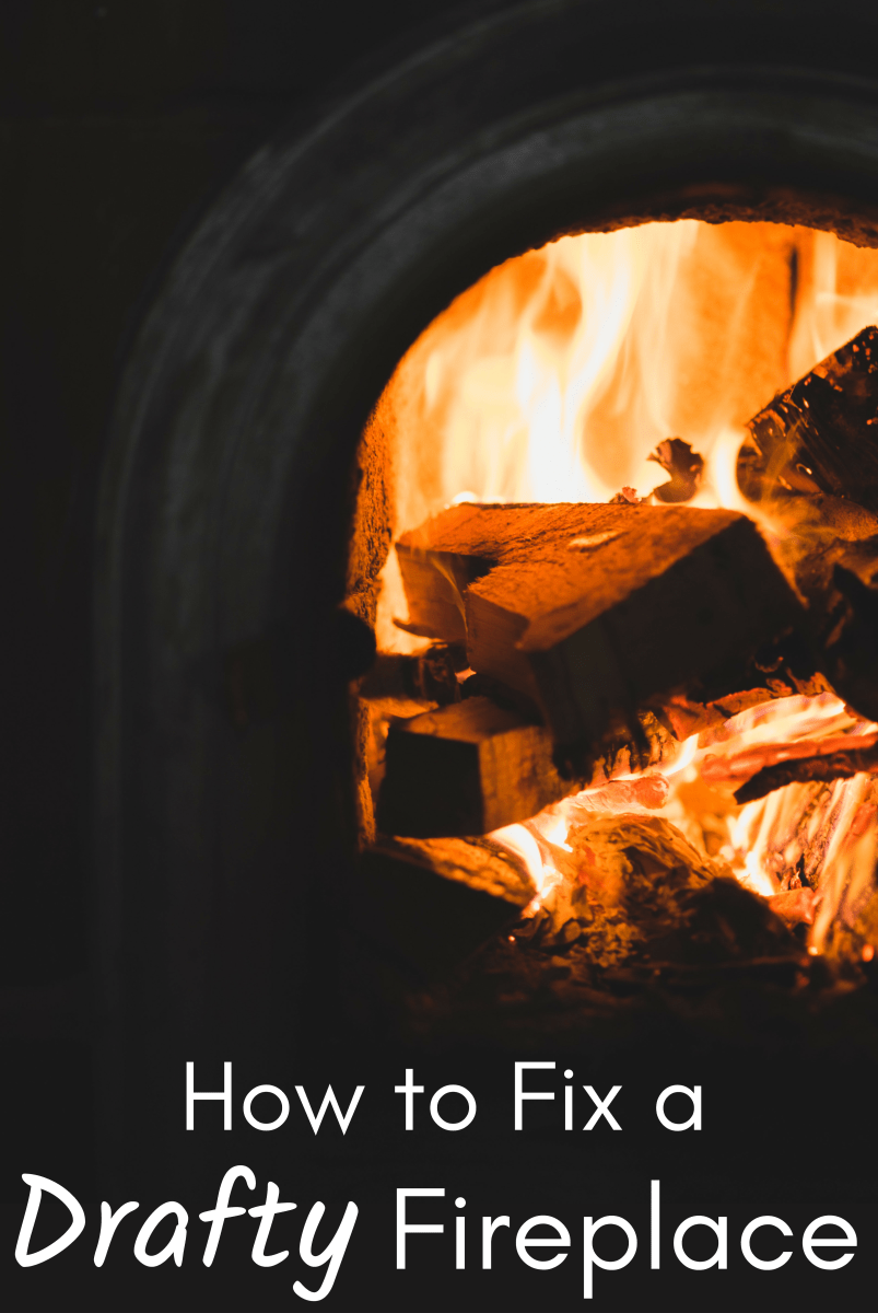 How To Operate A Fireplace How To Seal An Unused Fireplace And Save Money On Heating Bills