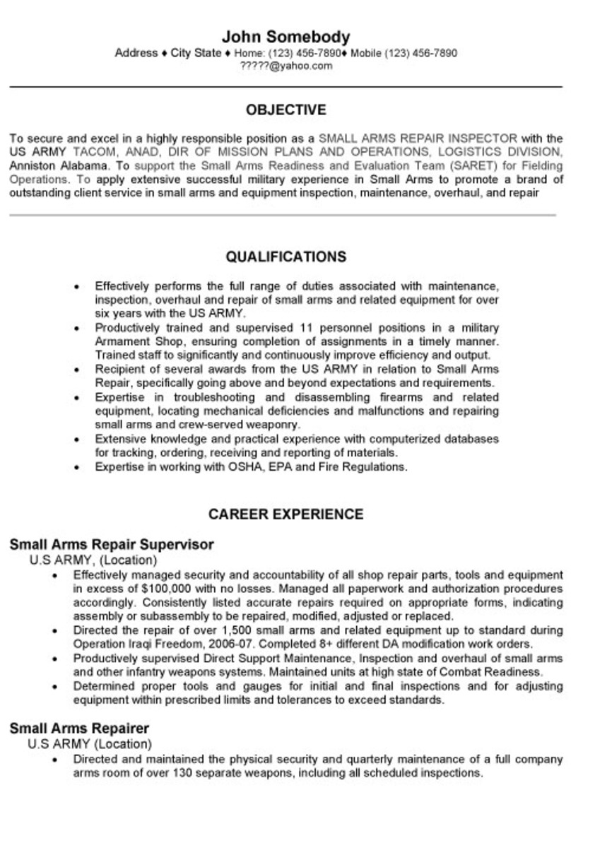 Best Examples of Resumes, Cover Letters and Thank You Letters HubPages