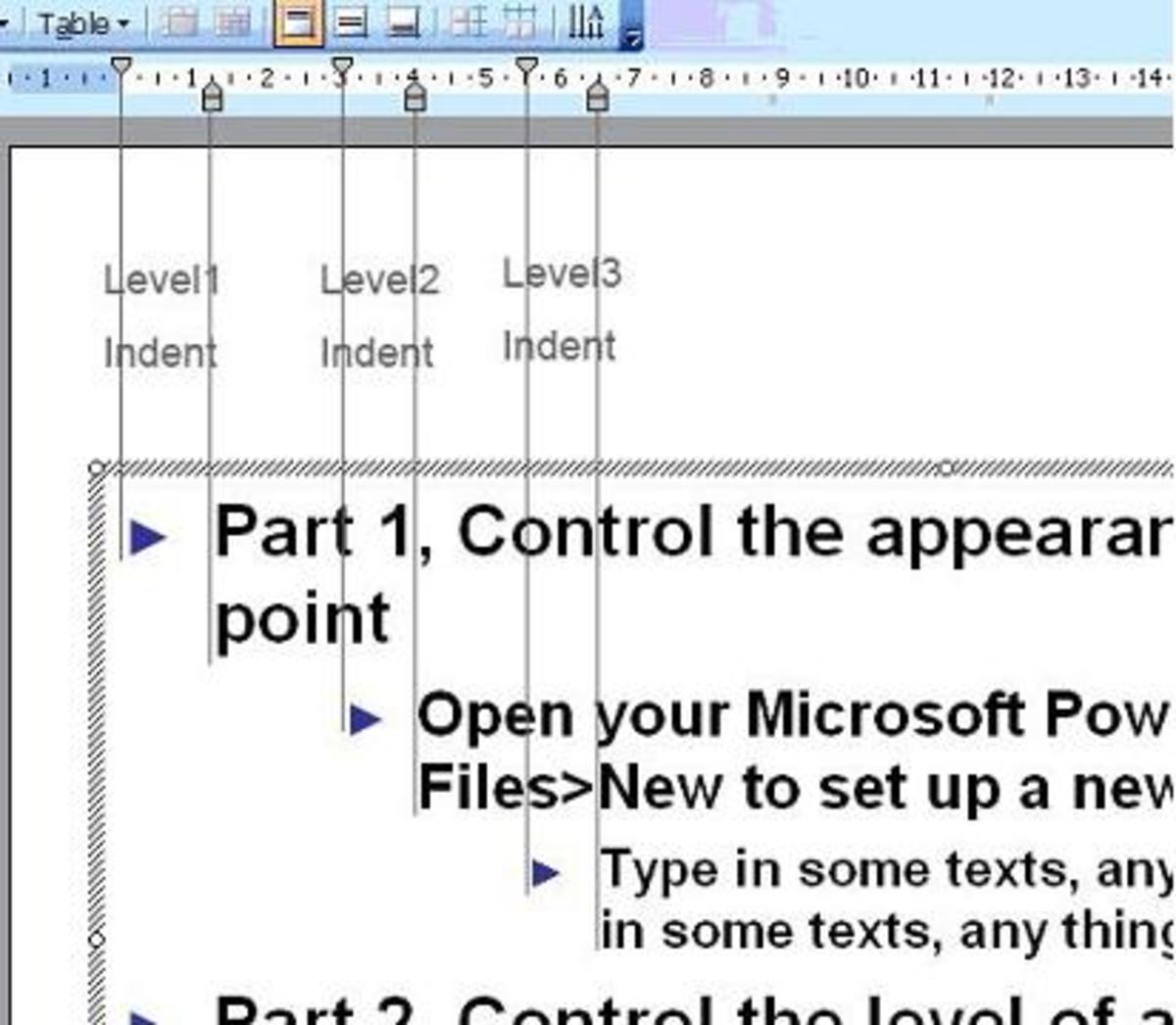 How to Get Control of Bullet Points in Microsoft Powerpoint All the