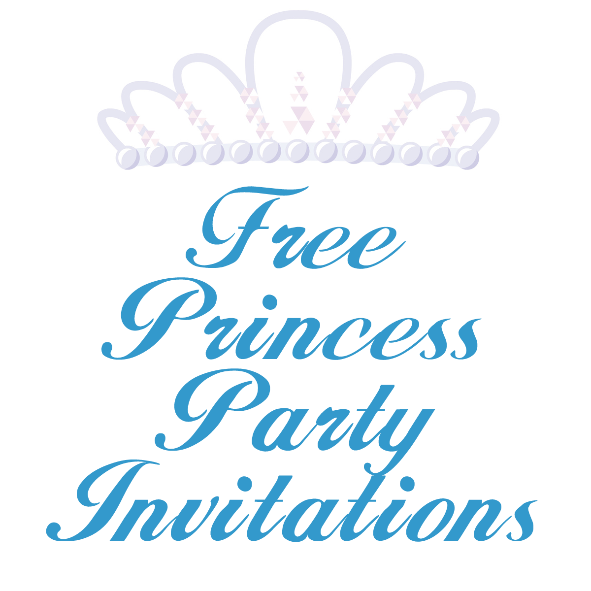 Free Princess Birthday Party Invitation Templates HubPages
