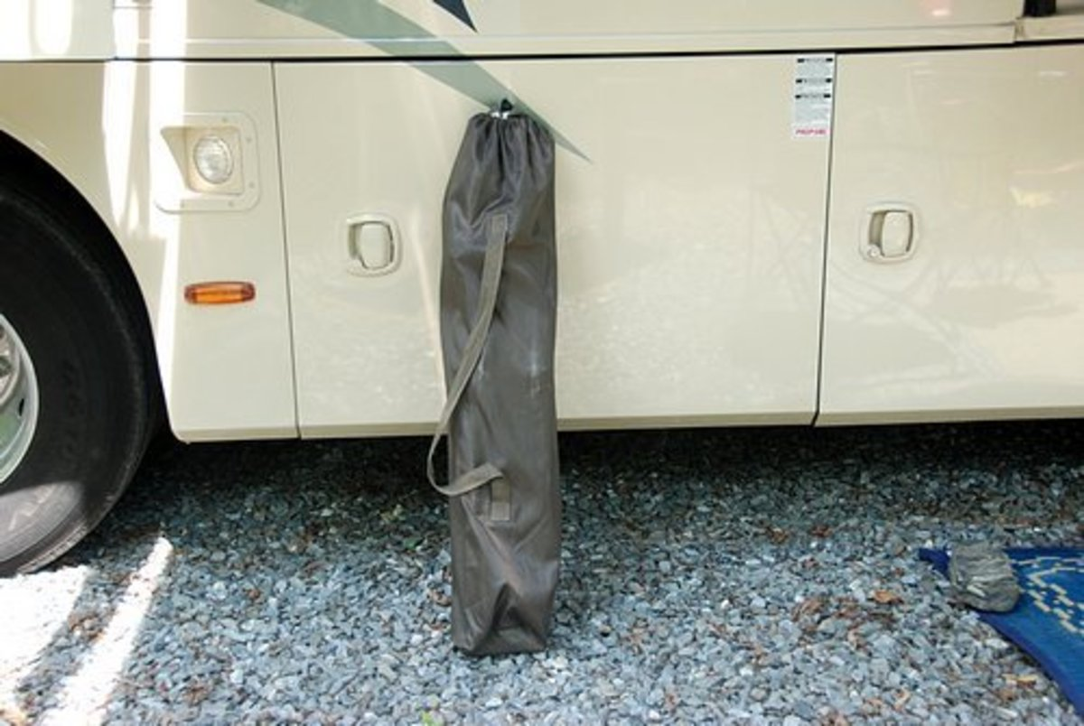 How To Set Up A Comfortable Rv Campsite Axleaddict