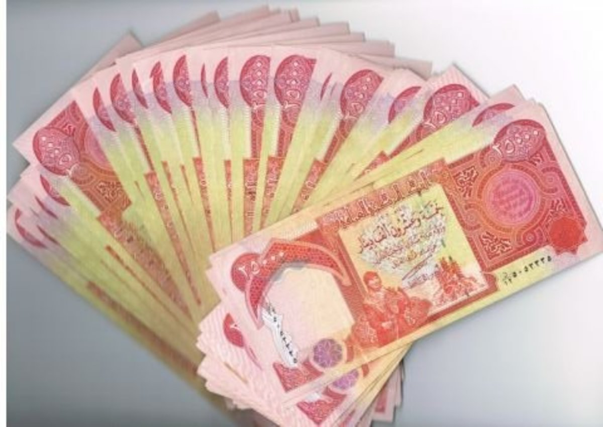 Iraqi Dinar Revaluation News with Iraqi Dinar Value Chart - Possible
