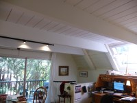 Should You Paint Your Wood Ceiling?